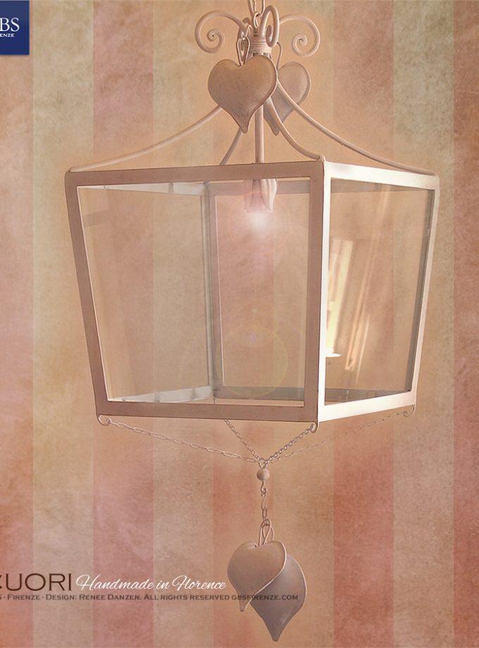 Lanterna di Cuori - Sospensione