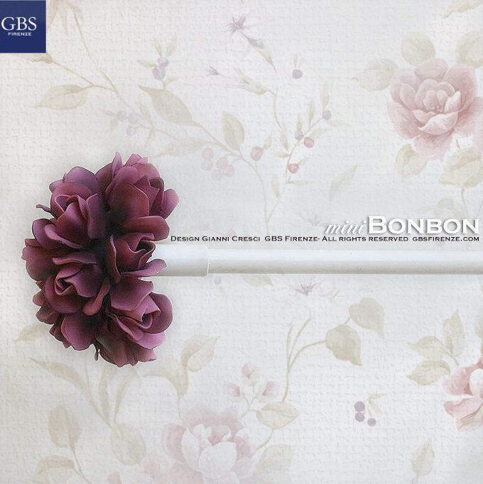 Asta da tenda Bonbon di rose Design Gianni Cresci GBS Firenze- All rights reserved gbsfirenze.com