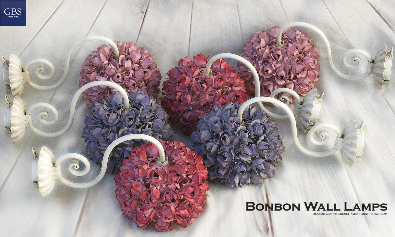 Bonbon Lamps Design: Gianni Cresci.